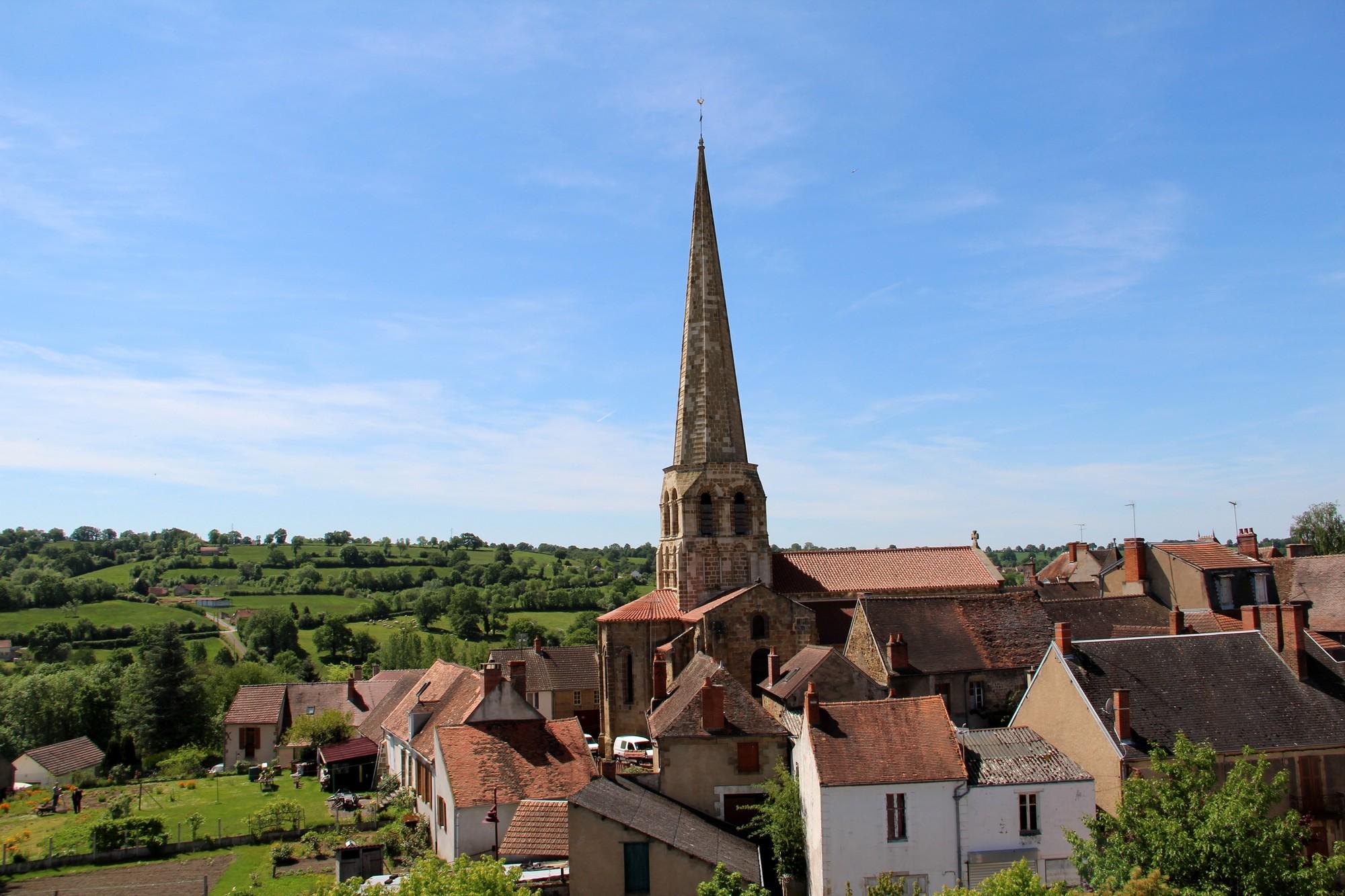 Commune de BUXIERES-LES-MINES